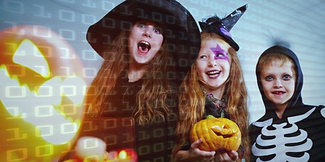 Spooky Science Family Open Day (27 October) tickets