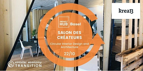 Salon des Créateurs – Circular interior design and architecture billets