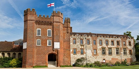 Farnham Castle Guided Tour 18th November 2020, 2pm tickets