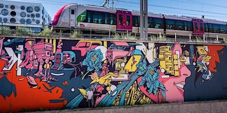 CONFÉRENCE - Le street art : du Tag au message citoyen. billets