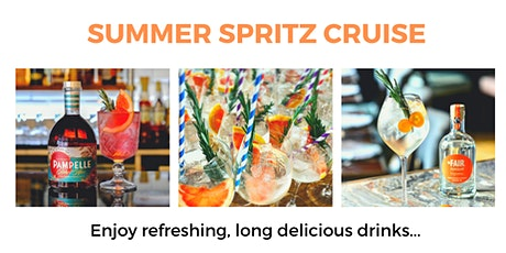 Summer Spritz Cocktail Cruise - 7pm (The Liquorists) tickets