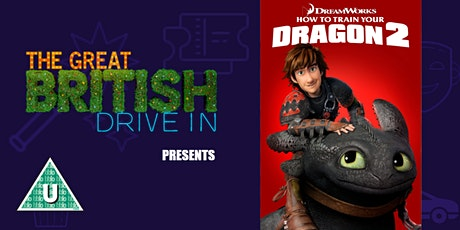 How To Train Your Dragon  2 (Doors Open at 10:00) tickets