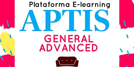 Aptis - Plataforma online e-learning tickets