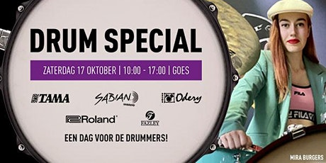 Bax Music Groove Day op 17 oktober in Goes tickets