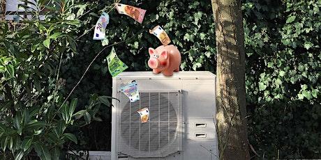 """Geld ist in der Luft:""""Heizen mit Luftwärmepumpen in Eigenheimen und MFH"""" Tickets"""