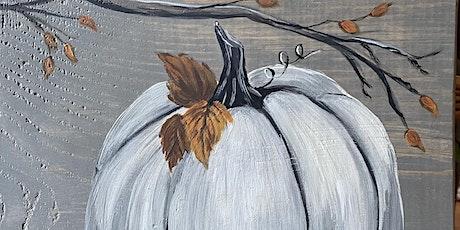 White Pumpkin Slate Workshop tickets