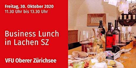 Business-Lunch, Oberer Zürichsee, 30.10.2020 Tickets
