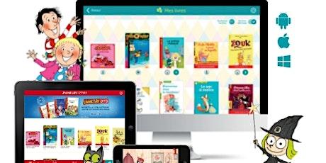 Atelier: lecture numérique, de nouvelles formes de narration tickets
