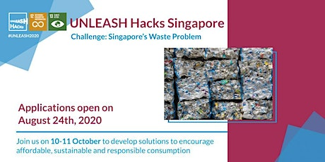 UNLEASH Innovation Hack Singapore tickets