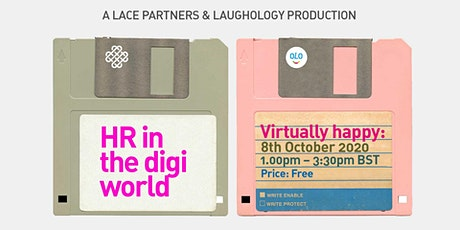 Virtually Happy – HR, driving engagement and motivation in the workplace tickets