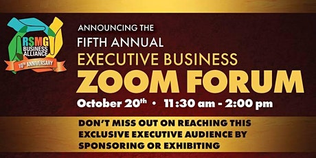 RSMG Fifth  Annual Executive Business Forum tickets