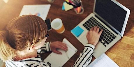 WBRC Webinar: Knowledge sharing on online platforms within organisations tickets