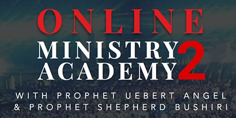 Ministry Academy 2 tickets