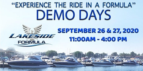 Demo Days - Experience the RIDE in a new Formula! tickets
