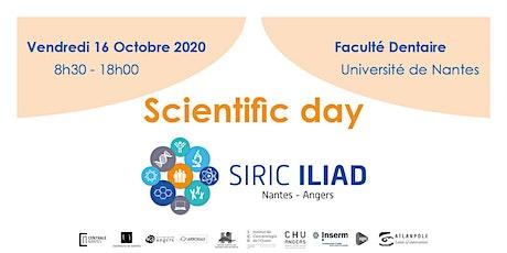 3ème journée scientifique du SIRIC ILIAD Nantes-Angers billets