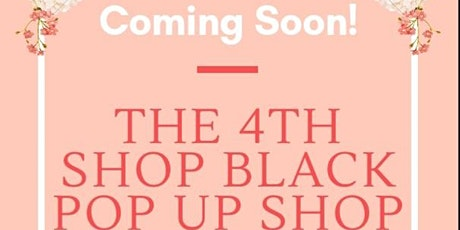 The Shop Black Pop Up Shop tickets