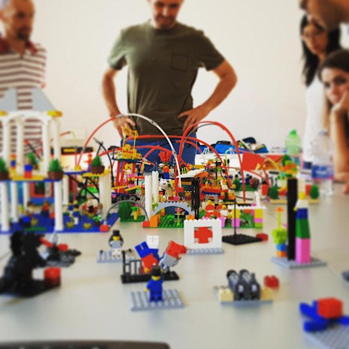 Afbeelding van LEGO® SERIOUS PLAY® HERO'S JOURNEY