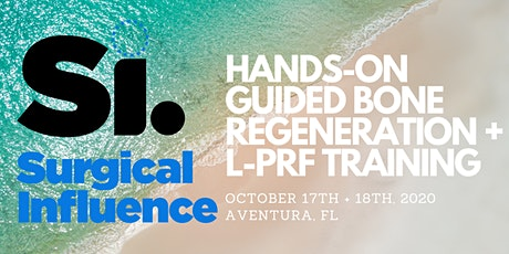 Si: Fienodontics + ImplantsDC present Hands-On Guided Bone Regeneration with PRF Training tickets