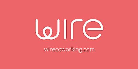 Wire Coworking Space - open day 22-23 Settembre biglietti