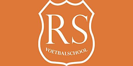 RS Voetbalschool 3-Daagse | 12-13-14  oktober tickets