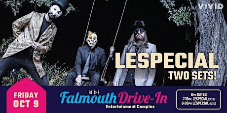 LESPECIAL- 2 SETS tickets