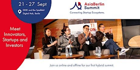 AsiaBerlin Summit 2020 tickets