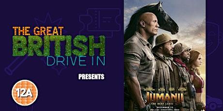 Jumanji: The Next Level (Doors Open 10:00) tickets