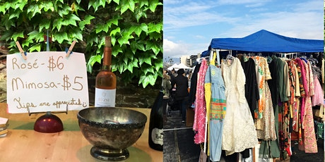 Socially-distant FUNDRAISER FEST/MARKET at Lefferts Place tickets