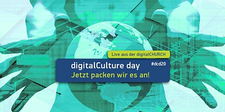 digitalCulture day 2020 - #dcd20 Tickets