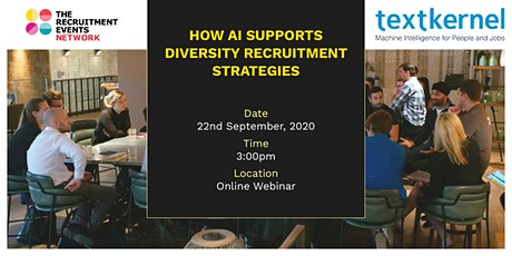 How AI supports Diversity Recruitment Strategies tickets