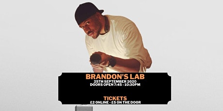 Brandon's Lab tickets