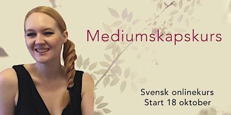 Svensk mediumskapskurs (Swedish) tickets