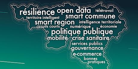 Séminaire Smart Governance - Territoire intelligent, territoire résilient ? billets