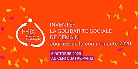 Journée de la communauté du Prix Fondation Cognacq-Jay 2020 billets