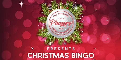 Christmas Players Bingo The Tour at Mecca Swansea tickets