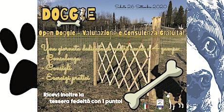 Open Doggie - Valutazione e Consulenza Gratuita biglietti