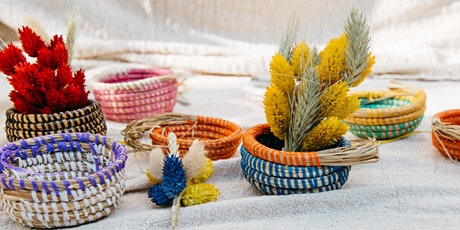 Weave a Mini Basket for Beginners tickets