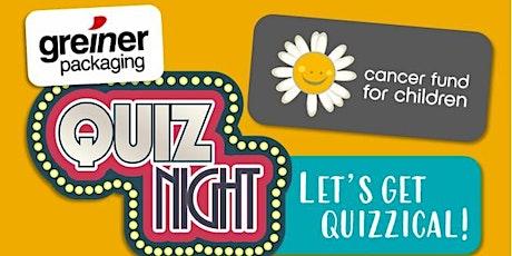 Greiner Packaging Quiz Night tickets