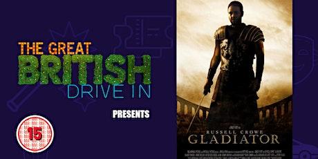 Gladiator (Doors Open 12:45) tickets