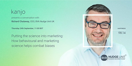 Richard Chataway: Putting the science into marketing tickets
