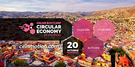 Circular Economy in Motion: Online Bootcamp boletos