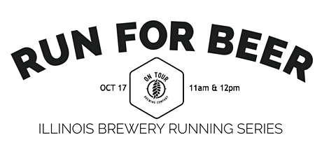 Beer Run - On Tour Brewing | Part of the  IL Brewery Running Series tickets