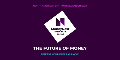 MoneyNext Summit North America tickets