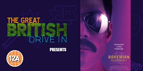 Bohemian Rhapsody (Doors Open at 16:30) tickets