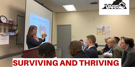 Surviving and Thriving: Trauma Informed Training tickets