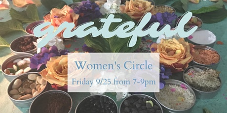 Women's Circle: Grateful tickets