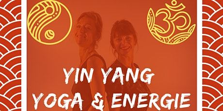 Yin Yang Yoga & Energie AUTOMNE billets