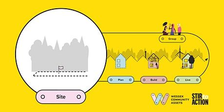 Community-led Housing in Wessex: How to find your site tickets
