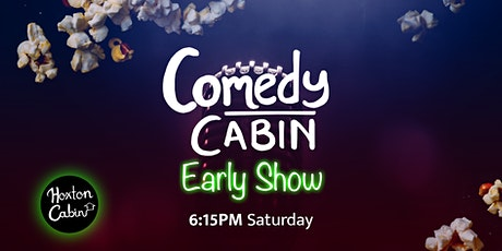 Comedy Cabin EARLY tickets