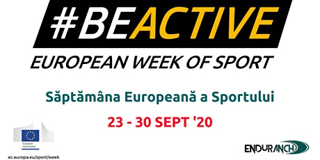 European Week of Sport - BeActive in the park tickets
